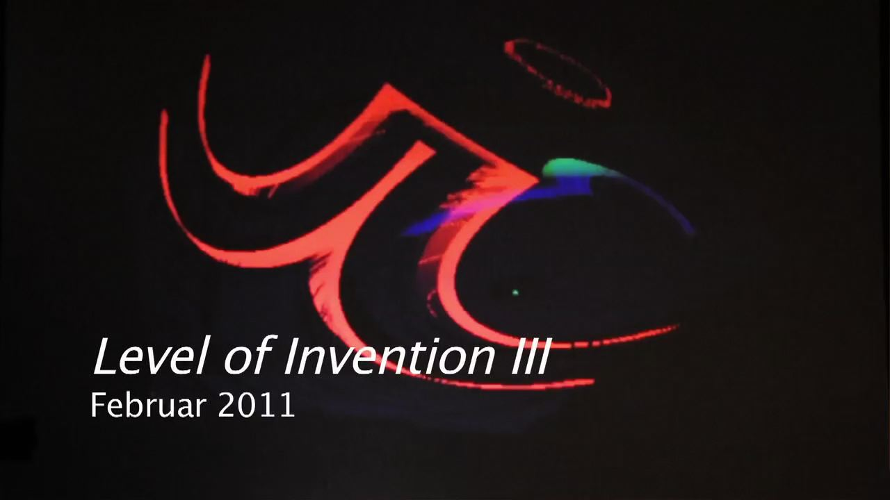 Level of Invention III
